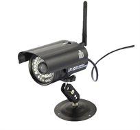 מצלמת אבטחה IP אלחוטית חיצונית עם ראיית לילה