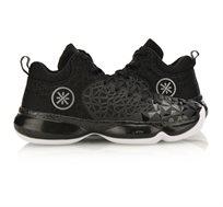 נעלי כדורסל מקצועיות לגברים Li Ning Way of Wade 6 Professional בצבע שחור