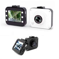 מצלמת רכב מקצועית FULL HD עם תפריט בעברית ומסך LCD בגודל 2 אינץ לצילום חד וברור!
