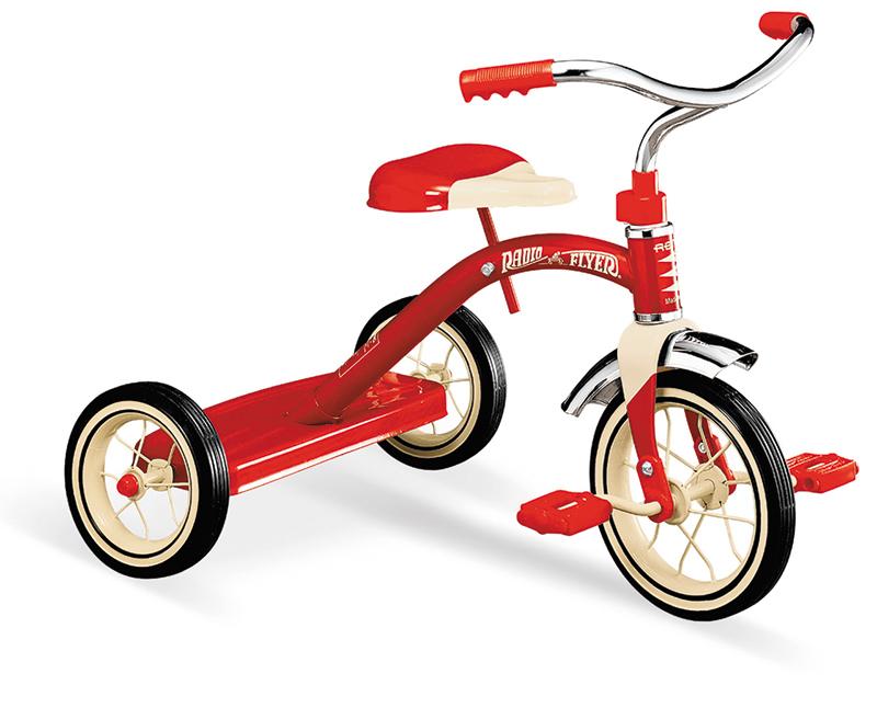 מדהים קלאסיקה לילדים! תלת אופן רטרו איכותי ובטיחותי, או ריינגר וואגון GS-56