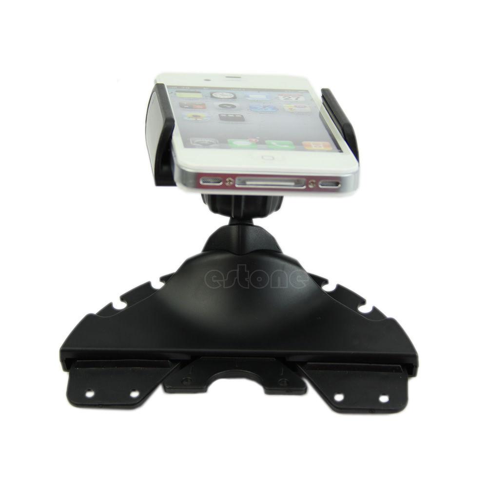 מעמד קליפס אוניברסלי המתחבר לפתח ה-דיסק ברכב  ומותאם לכל המכשירים החדשים בהתקנה קלה - תמונה 4