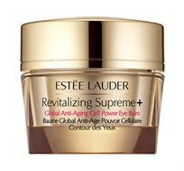Revitalizing Supreme+ באלם לאזור העיניים Estee Lauder + תיק איפור עם מוצרי איפור בגודל מיוחד מתנה