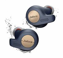 אוזניות True Wireless לספורט Jabra Elite Active 65t