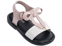 MELISSA ילדות // MAR SANDAL BLACK / WHITE / PINK