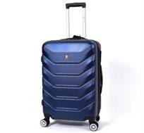 מזוודה קשיחה 'Swiss 20 במגוון צבעים לבחירה