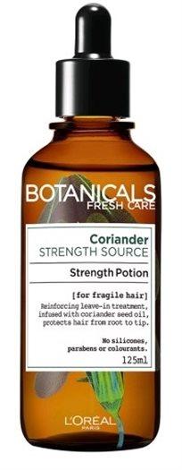 L'oreal Botanicals Coriander  Strength Cure Serum