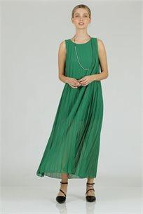 שמלה אקורד ירוק -