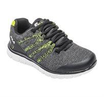 נעלי ספורט לילדים FILA דגם Kanom - שחור