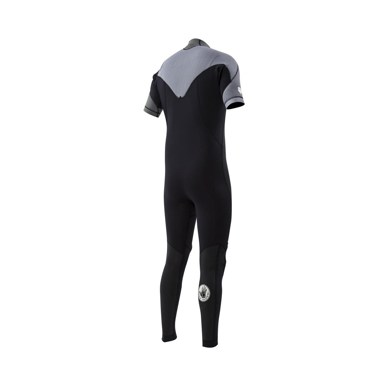 חליפת גלישה לגברים BODY GLOVE PR1ME 2 MM S/A SPRING SUIT - משלוח חינם  - תמונה 2