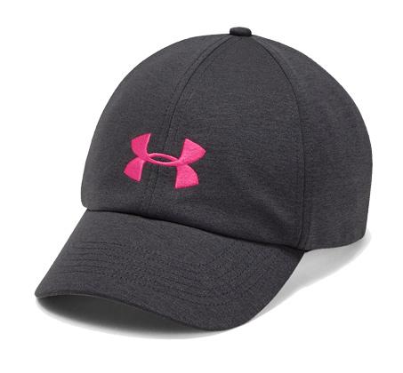 כובע מצחיה UNDER ARMOUR SS19UA Renegade Cap-GRY לנשים - שחור