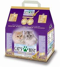 סופרחול לחתול מתגבש 10 ליטר קטס בסט (סגול) Cat's Best