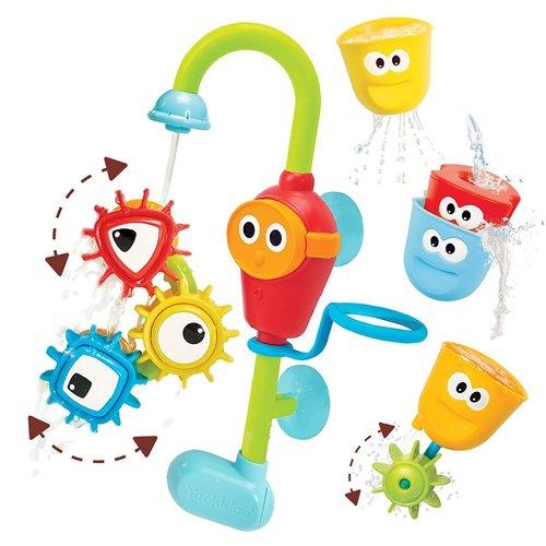 צעצוע אמבט ברז ללא הפסקה דלוקס - משלוח חינם - תמונה 2