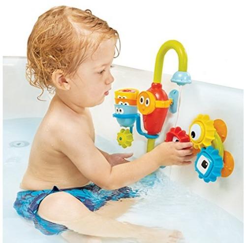 צעצוע אמבט ברז ללא הפסקה דלוקס