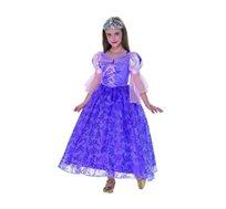 תחפושת הנסיכה הקסומה לילדות