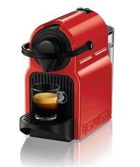מכונת קפה Inissia בצבע אדום דגם C40 מבית Nespresso - משלוח חינם!