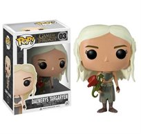 בובות פופ דינריז משחקי הכס Funko POP Game of Thrones: Daenerys Targaryen