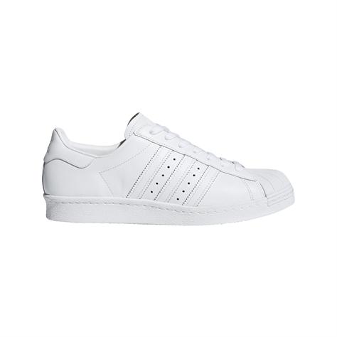 Adidas גברים// Superstar White