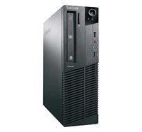 תחנת עבודה LENOVO הכוללת מעבד I3 זיכרון 4GB דיסק קשיח 500GB ומערכת הפעלה WIN 10