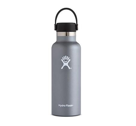 בקבוק שתייה HYDRO FLASK דגם S18SX050 - אפור