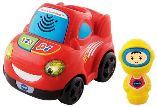 מכונית מנגנת ומאירה עם שלט ניעור - תמונה 2