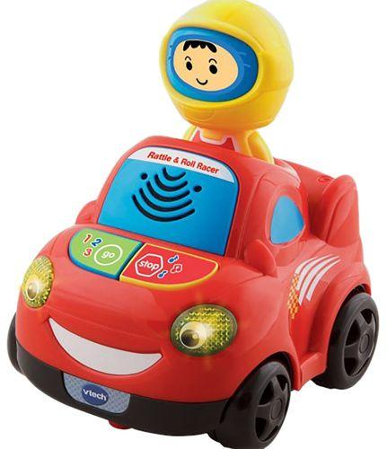 מכונית מנגנת ומאירה עם שלט ניעור - תמונה 3