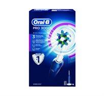 מברשת שיניים נטענת Oral B דגם Pro 3000
