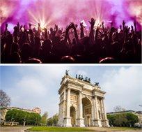 סם סמית' במילאנו כולל טיסות ומלון החל מכ-€399*