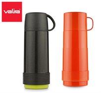 טרמוס 0.25 ליטר שומר חום וקור ל-24 שעות VALIRA REUS FUN במגוון צבעים