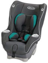 כסא בטיחות מיי רייד My Ride 65 - אפור/טורקיז Stacked