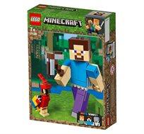 סטיב ביג פיג - מיינקראפט LEGO