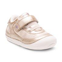 נעלי צעד ראשון זהב