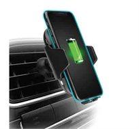 זרוע לטלפון סלולארי המופעלת אוטומטית על ידי חיישן תנועה + טעינה אלחוטית