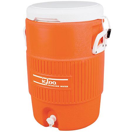 מיכל מים קשיח 18.9 ליטר עם ברז תחתון LOO