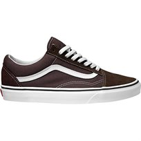 VANS יוניסקס // UA Old Skool Brown