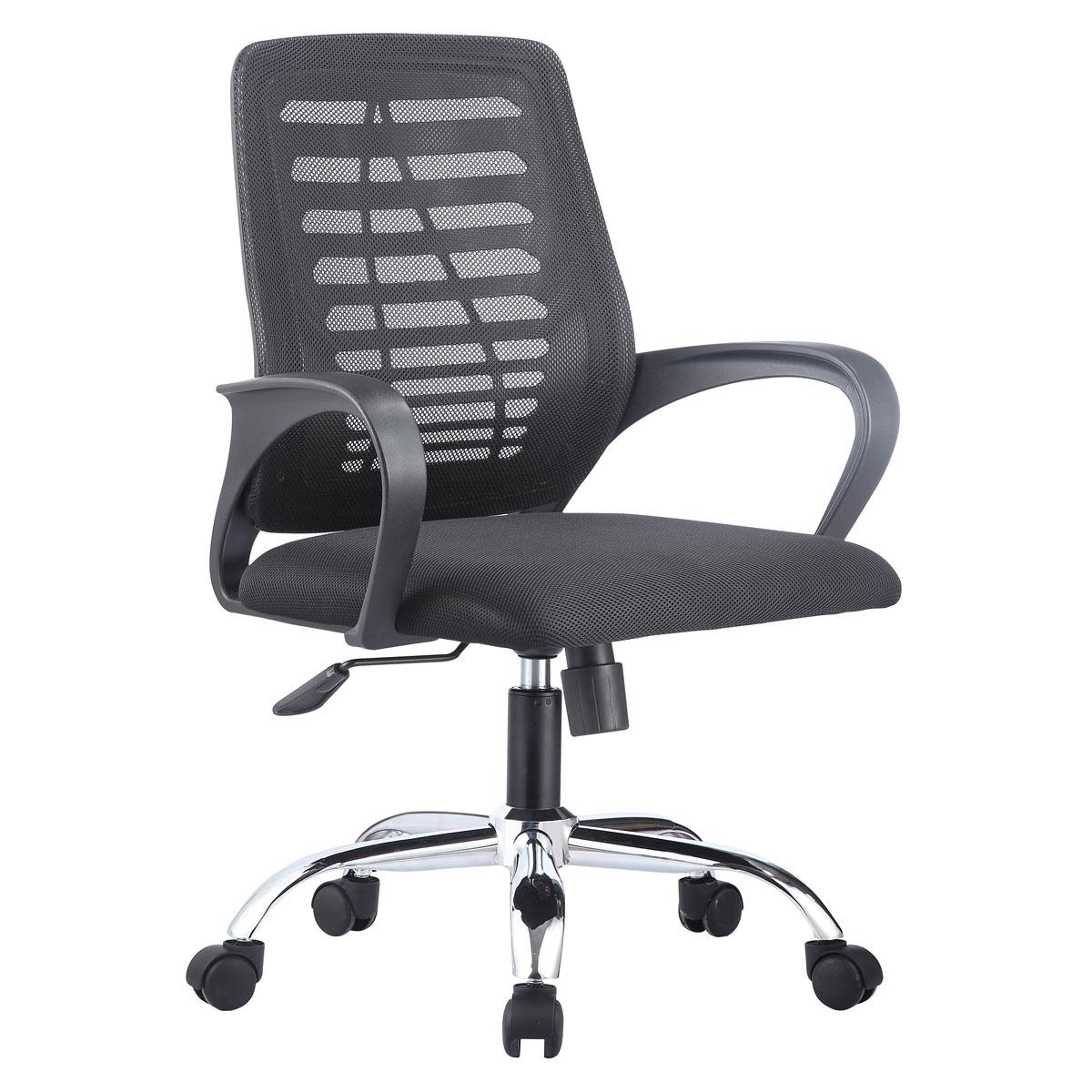 כסא מנהלים למשרד בעל תמיכה אורתופדית