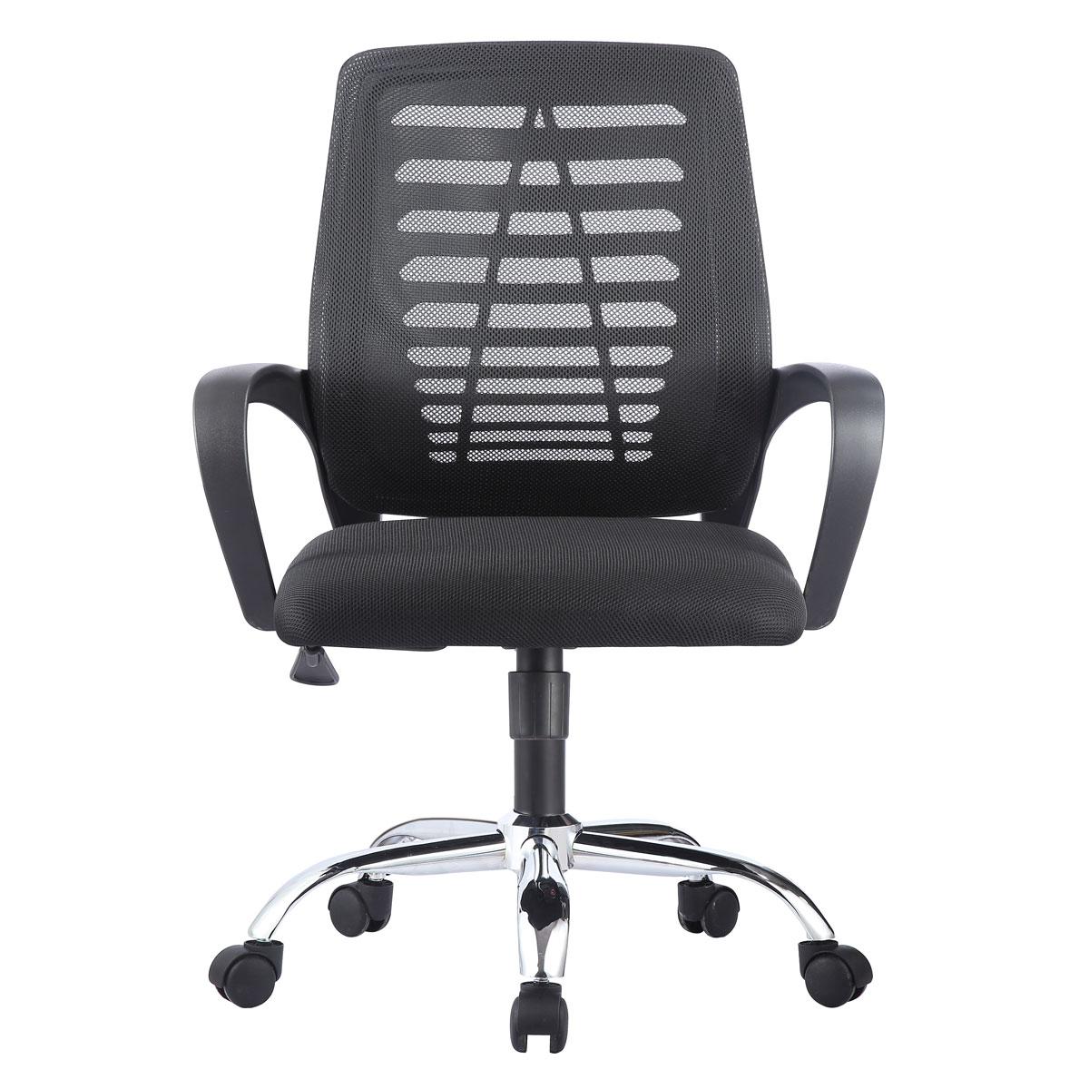 כיסא משרדי אורטופדי מעוצב ונוח דגם Bosco לחוויית ישיבה מפנקת BRADEX - תמונה 2