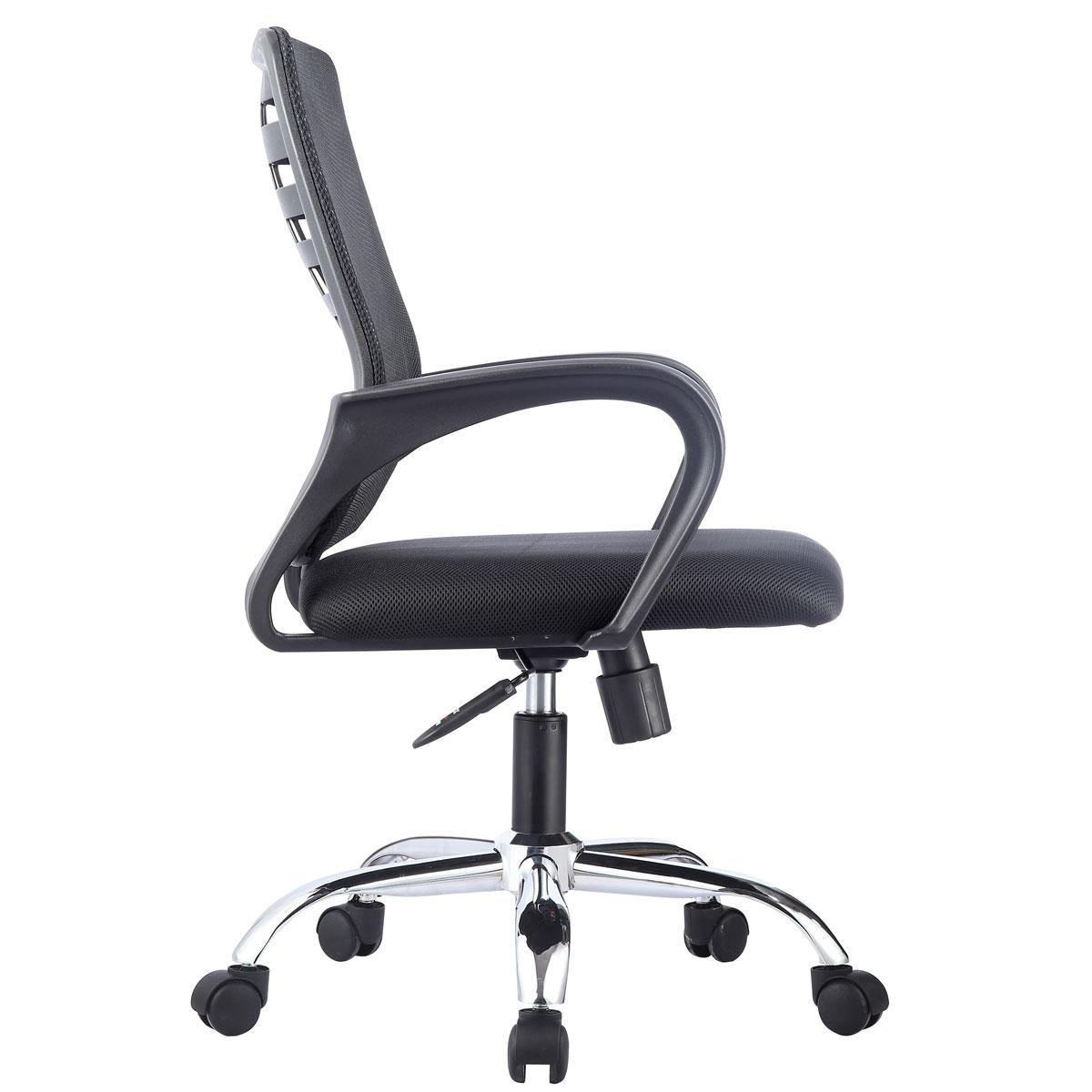 כיסא משרדי אורטופדי מעוצב ונוח דגם Bosco לחוויית ישיבה מפנקת BRADEX - תמונה 3