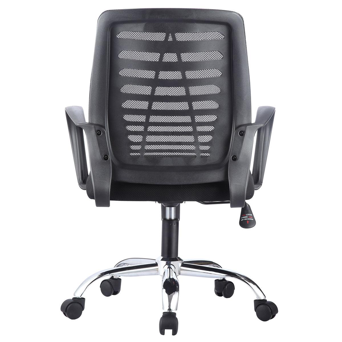 כיסא משרדי אורטופדי מעוצב ונוח דגם Bosco לחוויית ישיבה מפנקת BRADEX - תמונה 4