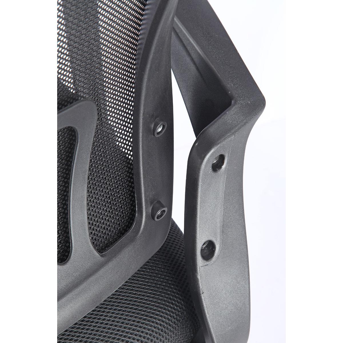 כיסא משרדי אורטופדי מעוצב ונוח דגם Bosco לחוויית ישיבה מפנקת BRADEX - תמונה 5