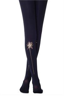 גרביון דקלים Zohara בצבע נייבי