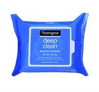 מגבונים מרעננים לניקוי עמוק DEEP CLEAN Neutrogena