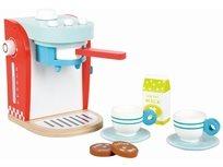 מכונת קפה מעץ ללין חדש
