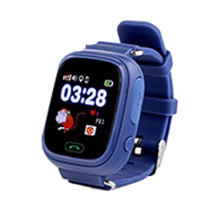 שעון חכם לילדים עם פונקציות של טלפון ו-GPS דגם COLOR - תמונה 4