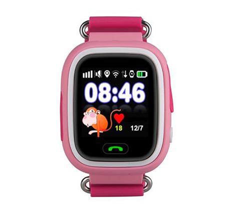 שעון חכם לילדים עם פונקציות של טלפון ו-GPS דגם COLOR - תמונה 2