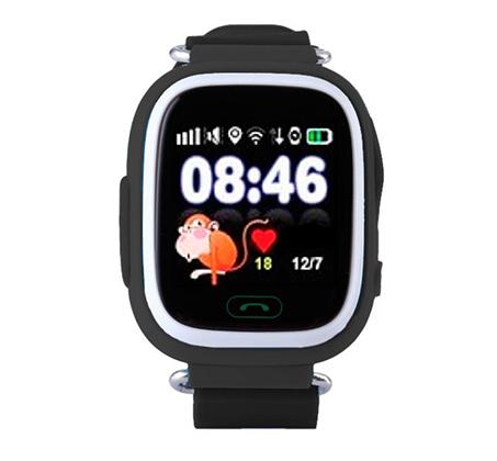 שעון חכם לילדים עם פונקציות של טלפון ו-GPS דגם COLOR - תמונה 3