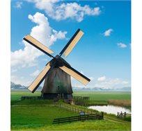 חופשת הקיץ בהולנד!7 לילות בכפר נופש Droompark Spaarnwoude בהולנד כולל רכב החל מכ-€674*