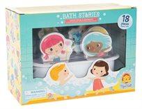 משחק אמבטיה - בנות ים