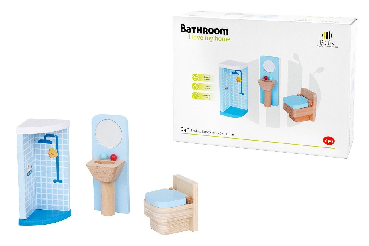 בית עץ אמבטיה - BGIFTS