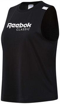 Reebok נשים // Cl Reebok Tank Black