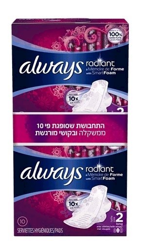 Always Radiant Long